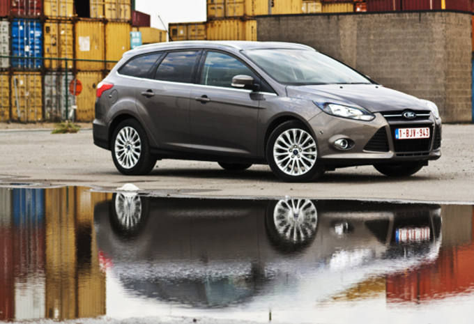 LEZERSTEST: Ford Focus Clipper 1.6 TDCi (2011) #1