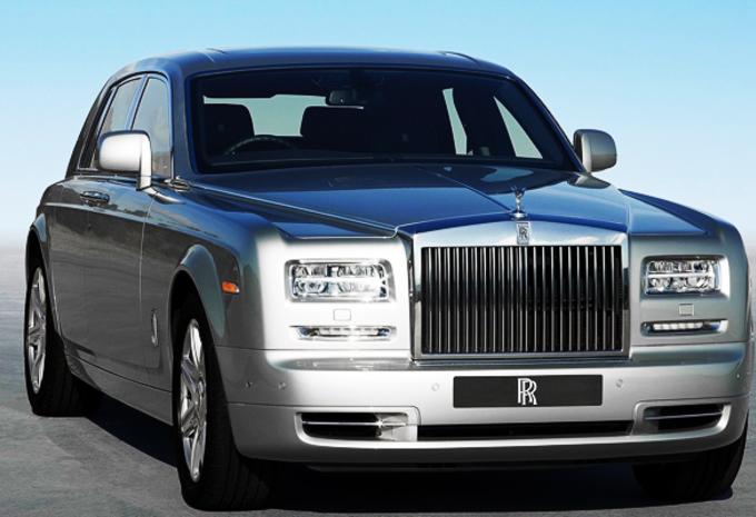UPDATE: Rolls-Royce Phantom Series II #1