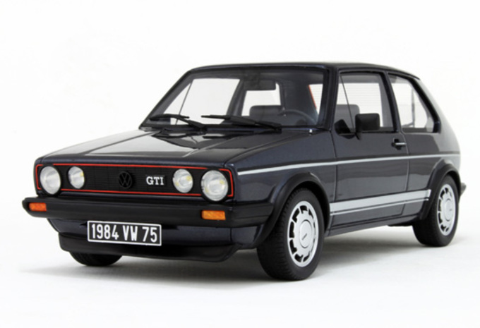 in het klein vw golf gti 1800 ottomobile 1 18 autowereld. Black Bedroom Furniture Sets. Home Design Ideas