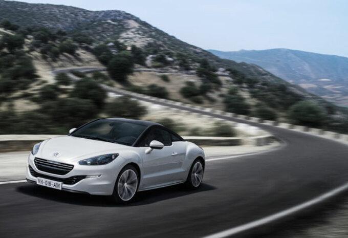 DICHTGESNOERD: Peugeot RCZ #1