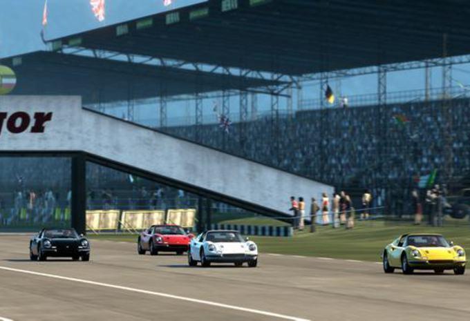 GAMETEST: Test Drive: Ferrari Racing Legends #1