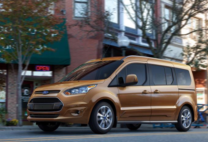 PLAATS VOOR ZEVEN: Ford Grand Tourneo Connect #1