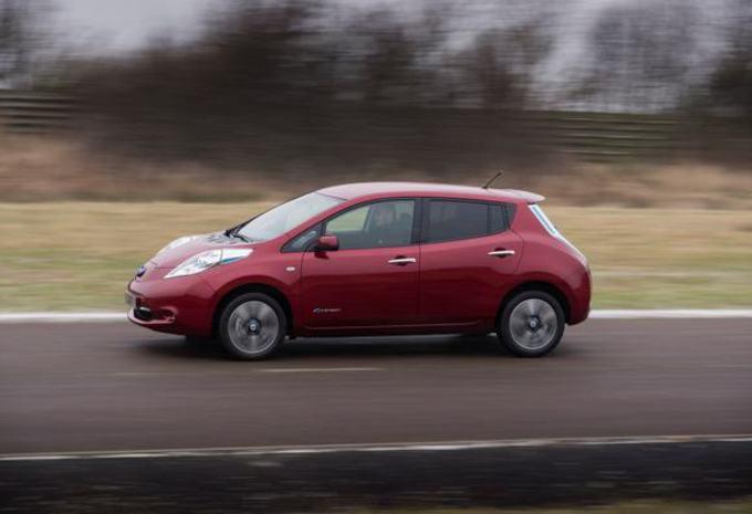 FRIS BLAADJE: Nissan Leaf in het nieuw #1