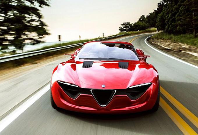 Alfa 6C met Maserati-dna?! #1