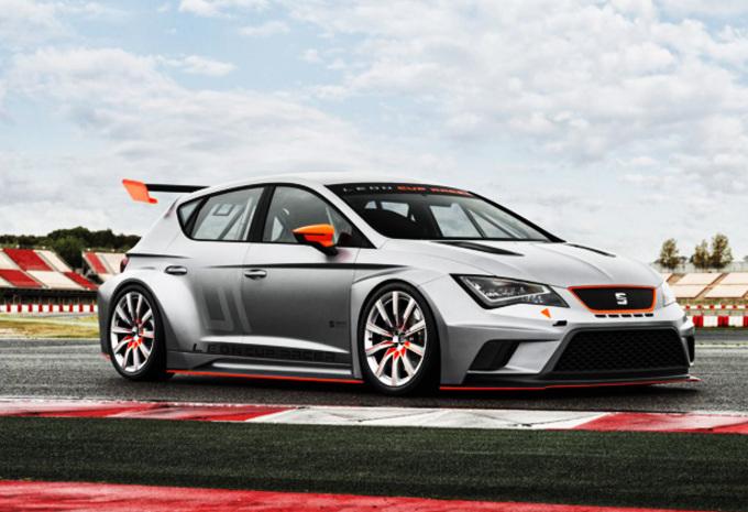 RACEN MAAR: Seat Leon Cup Racer #1
