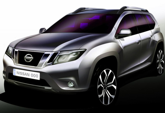 RODDELRADIO: Nissan Terrano op Dacia Duster-basis?! #1