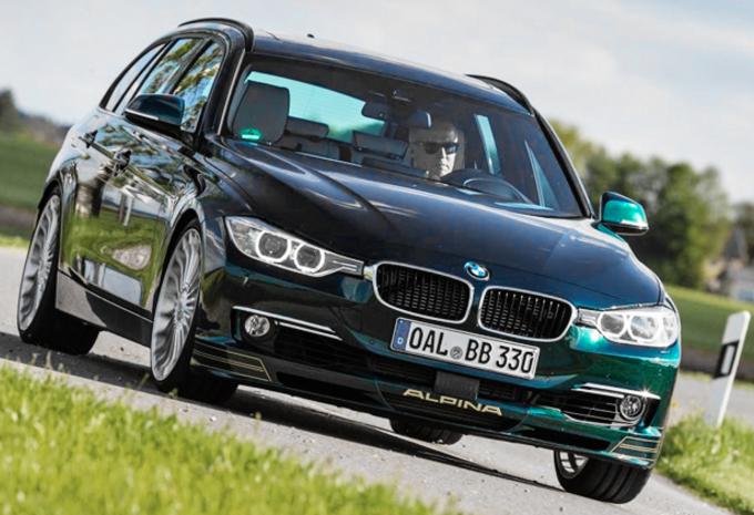 BMW 330D PLUS: Alpina D3 Touring #1