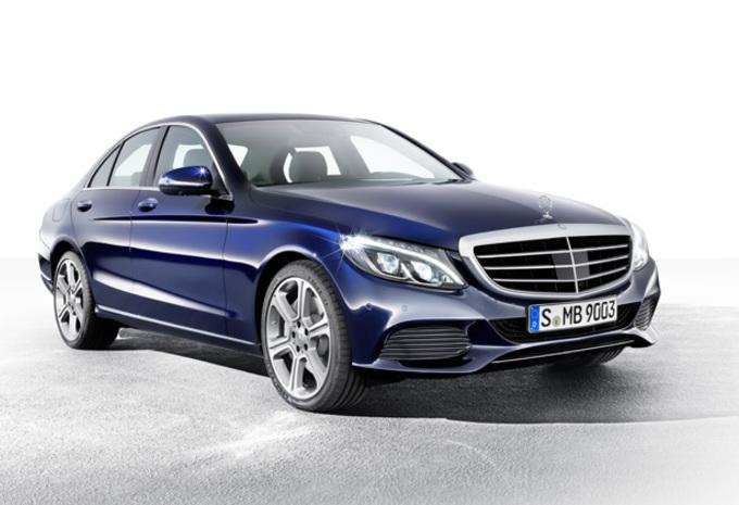Eindelijk het hele verhaal van de nieuwe Mercedes C-Klasse #1