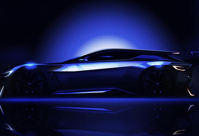 De Subaru STI waarop we allemaal wachten... #1