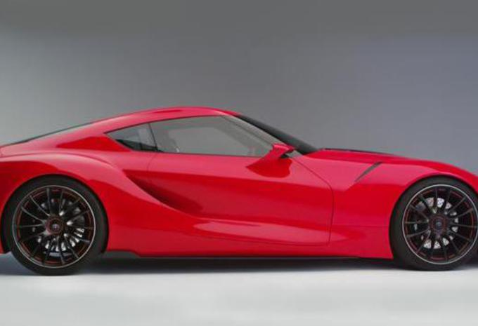 Is deze Toyota FT-1 de nieuwe Supra? #1