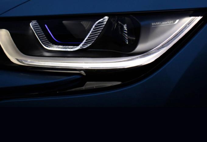 Hoe BMW's Laserlight de duisternis wat minder donker gaat maken #1