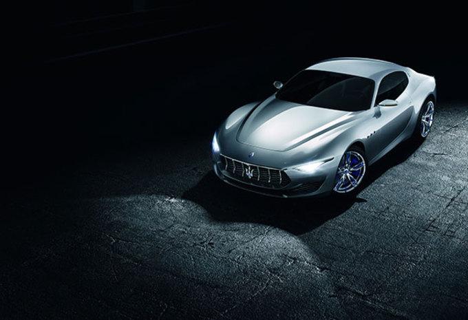 Maserati Alfieri Concept #1