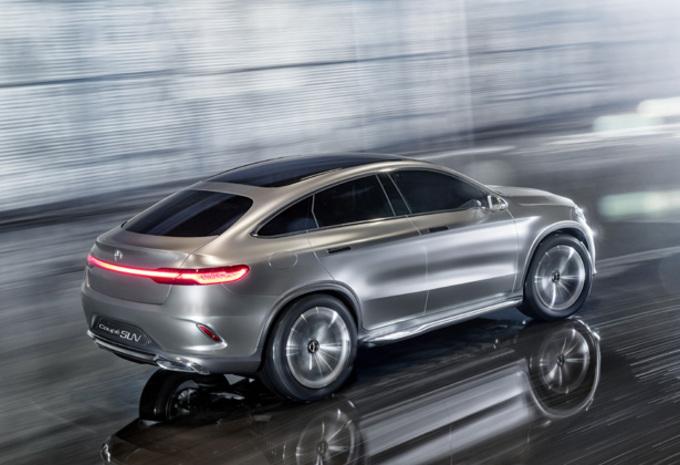 Mercedes Coupe Suv Neemt X6 In Het Vizier Autowereld