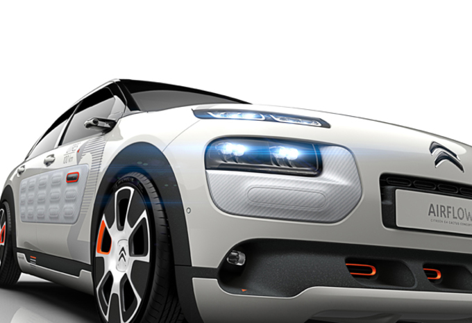 Citroën C4 Cactus Airflow 2L rijdt (af en toe) op perslucht #1