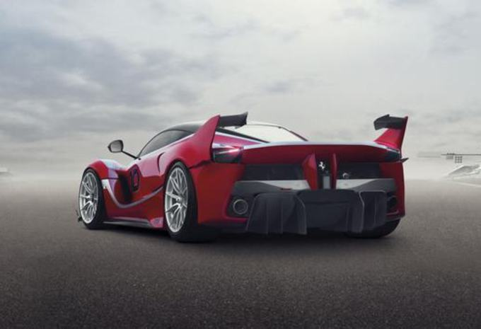Nog iets extremer, de Ferrari LaFerrari XX K #1