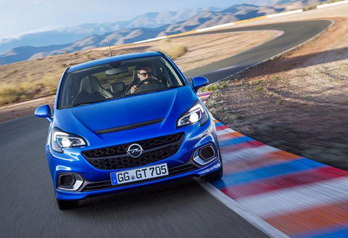 Opel Corsa OPC: officiële release te snel af - Update #1