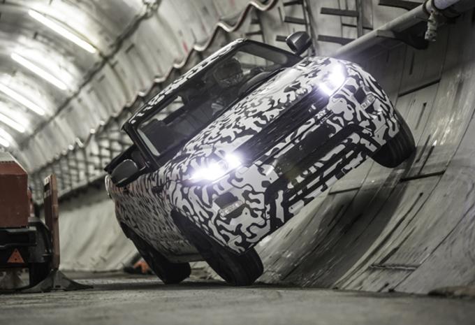 Het is nu zeker, er komt een Range Rover Evoque Convertible #1