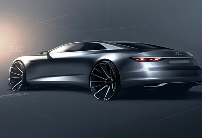 Elektrische Tesla-concurrent van Audi komt in 2018 ...