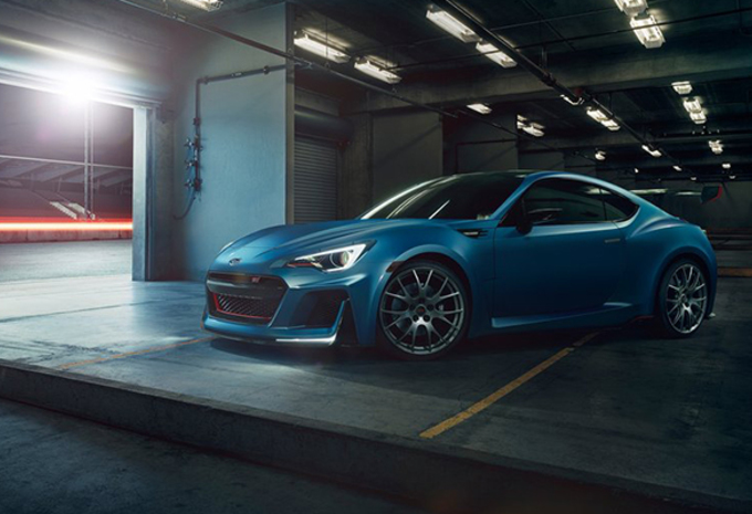 STI Performance is de Subaru BRZ die we willen #1