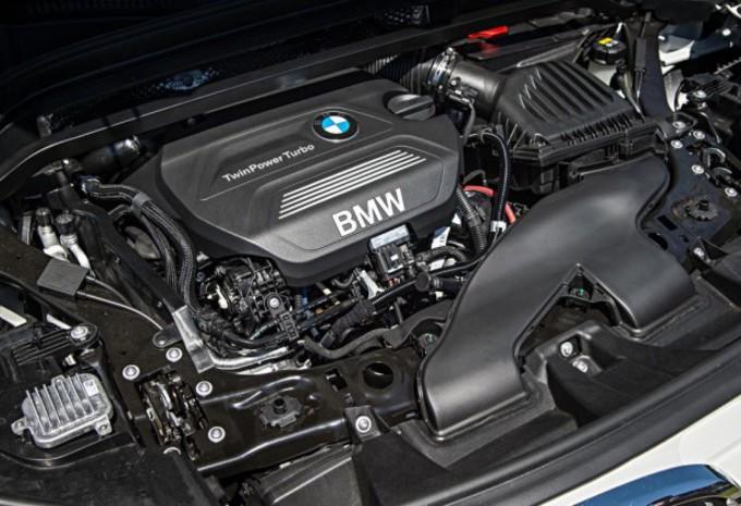 WEGTEST: BMW X1 xDrive 25d (2015) #1