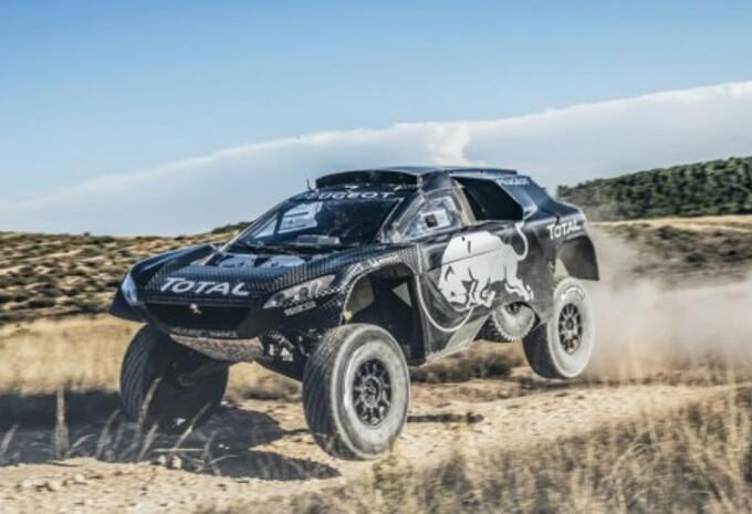 Peugeot 2008 DKR krijgt tweede kans #1
