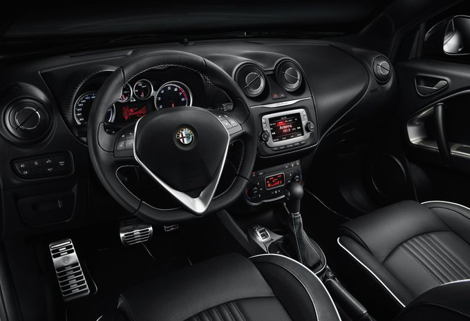 alfa romeo mito 1 4 turbo multiair 140 tct super 2016 prix moniteur automobile. Black Bedroom Furniture Sets. Home Design Ideas