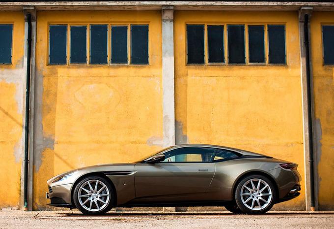 Prijs Aston Martin Db11 V12 Coupe Aut 2019 Autogids