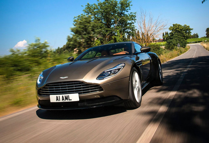 aston martin db11 v12 coupe aut 2019 prix moniteur automobile. Black Bedroom Furniture Sets. Home Design Ideas