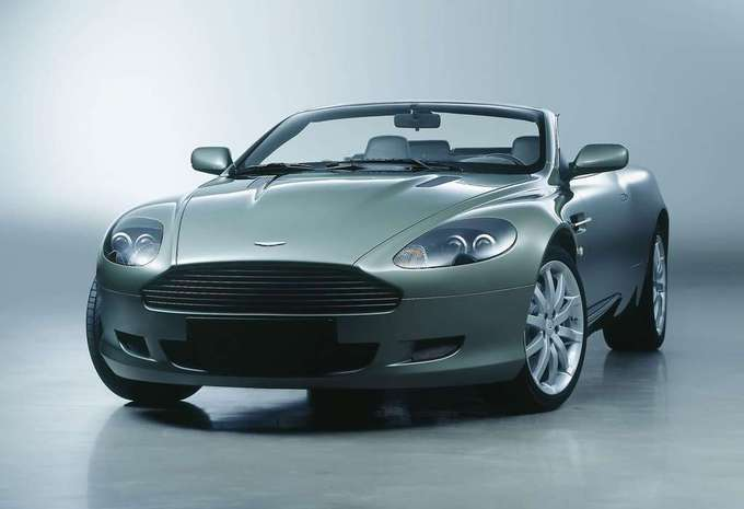 aston martin db9 volante v12 2004 prix moniteur automobile. Black Bedroom Furniture Sets. Home Design Ideas