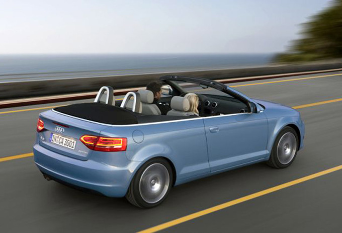 audi a3 cabriolet 2 0 tdi 136 s line 2008 prix moniteur automobile. Black Bedroom Furniture Sets. Home Design Ideas
