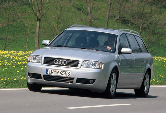 audi a6 avant 2 5 tdi quattro 1998 prix moniteur. Black Bedroom Furniture Sets. Home Design Ideas
