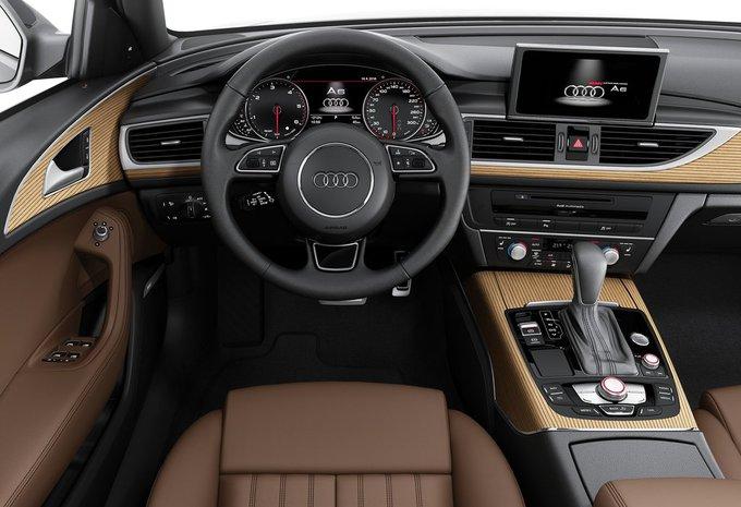 audi a6 avant 3 0 tdi 200kw s tronic quattro 2018 prix moniteur automobile. Black Bedroom Furniture Sets. Home Design Ideas