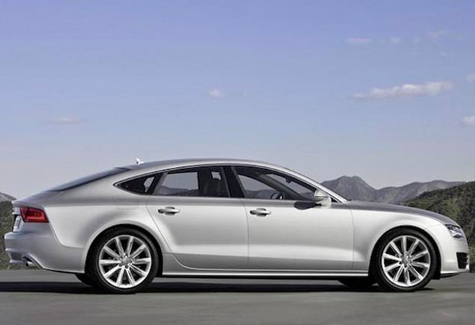 audi a7 sportback 2 8 fsi quattro 2010 prix moniteur. Black Bedroom Furniture Sets. Home Design Ideas