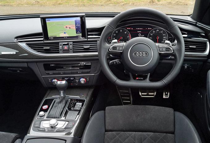 Audi Rs6 Avant 4 0 Tfsi 412kw Tiptronic Quattro 2018 Prix Moniteur Automobile