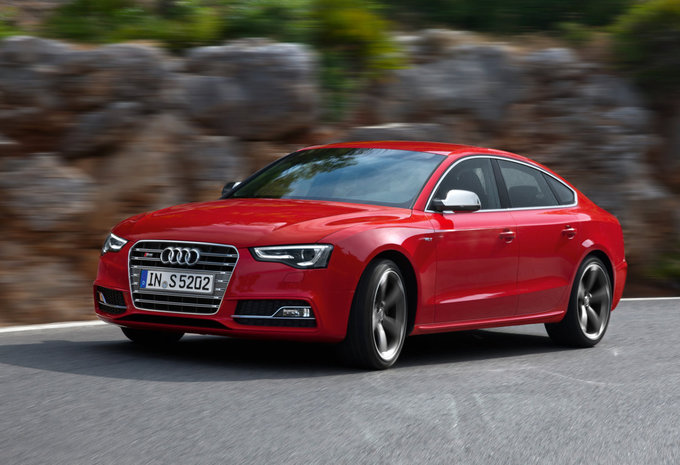prijs audi s5 sportback 3 0 tfsi 260kw tiptronic quattro 2018 autogids. Black Bedroom Furniture Sets. Home Design Ideas