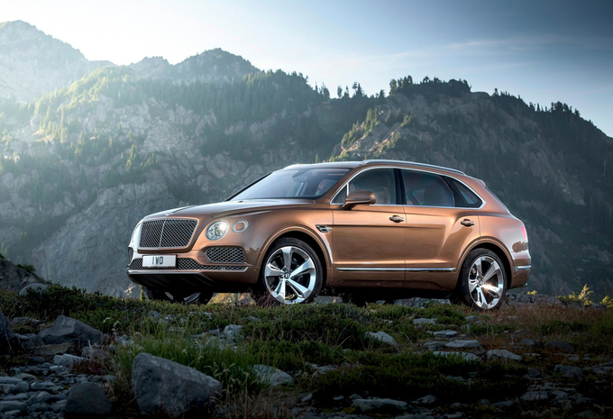 bentley bentayga 6 0 w12 4x4 aut 2019 prix moniteur automobile. Black Bedroom Furniture Sets. Home Design Ideas
