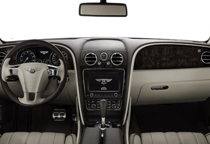 bentley flying spur 4 0 4x4 aut 2018 prix moniteur automobile. Black Bedroom Furniture Sets. Home Design Ideas