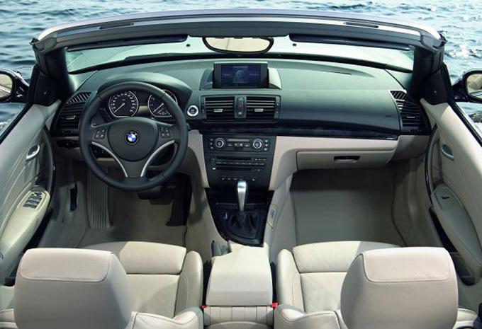 bmw s rie 1 cabriolet 118d 143 2008 prix moniteur. Black Bedroom Furniture Sets. Home Design Ideas