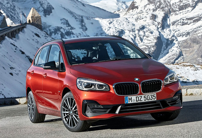 bmw s rie 2 active tourer 216d 85kw 2019 prix moniteur automobile. Black Bedroom Furniture Sets. Home Design Ideas