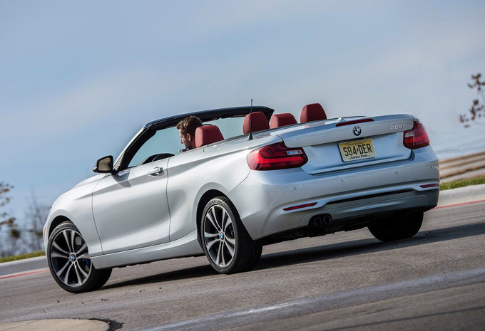 prijs bmw 2 reeks cabrio m235i 240 kw 2016 autogids. Black Bedroom Furniture Sets. Home Design Ideas