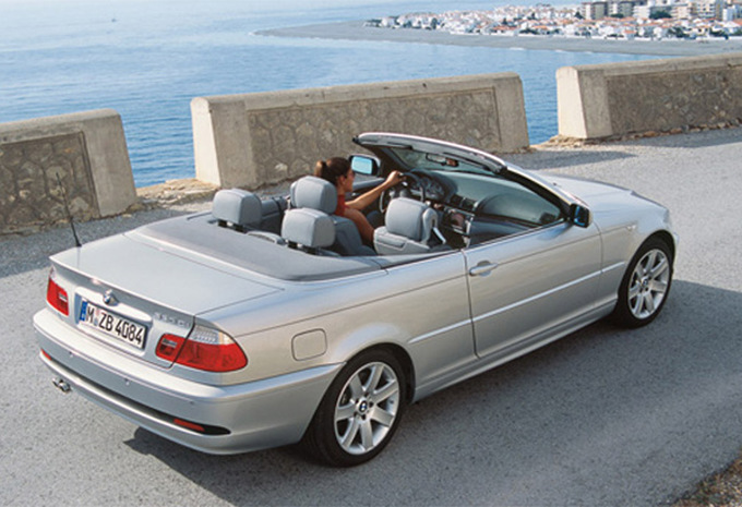 bmw s rie 3 cabrio 320ci 125kw 2000 prix moniteur. Black Bedroom Furniture Sets. Home Design Ideas