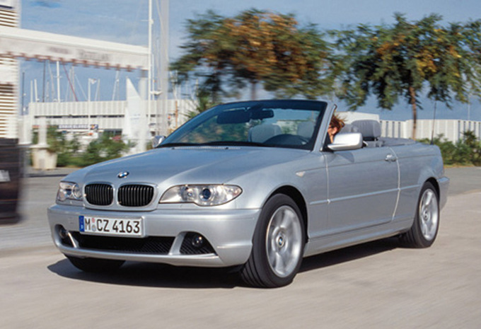bmw s rie 3 cabrio 320ci 125kw 2000 prix moniteur automobile. Black Bedroom Furniture Sets. Home Design Ideas