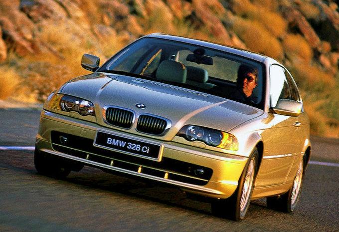 bmw s rie 3 coup 320td 2001 prix moniteur automobile. Black Bedroom Furniture Sets. Home Design Ideas