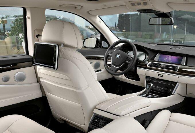 bmw s rie 5 gran turismo 520d 135 kw 2017 prix moniteur automobile. Black Bedroom Furniture Sets. Home Design Ideas