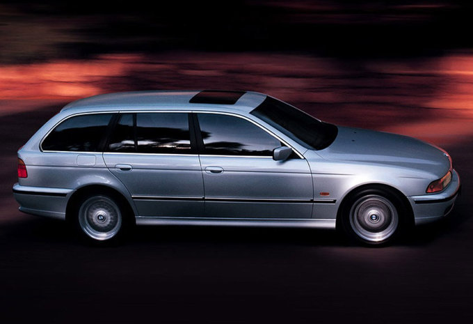bmw s rie 5 touring 525 tds 1997 prix moniteur automobile. Black Bedroom Furniture Sets. Home Design Ideas
