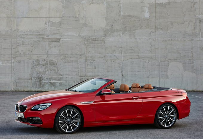 bmw s rie 6 cabrio m6 412kw 2018 prix moniteur. Black Bedroom Furniture Sets. Home Design Ideas