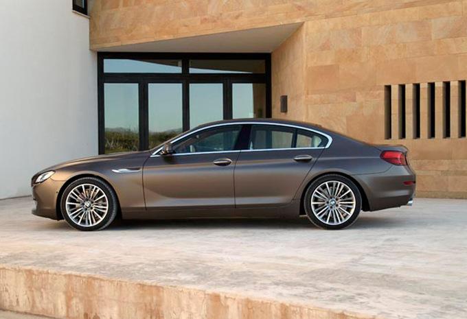 bmw s rie 6 gran coup 640d 2012 prix moniteur automobile