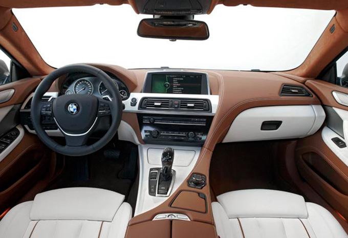 bmw s rie 6 gran coup 640d xdrive 2012 prix moniteur automobile. Black Bedroom Furniture Sets. Home Design Ideas