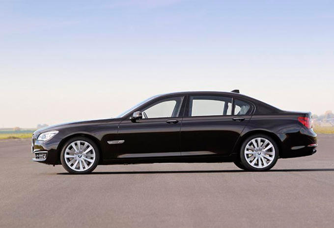 prijs bmw 7 reeks berline 760li 2008 autogids. Black Bedroom Furniture Sets. Home Design Ideas