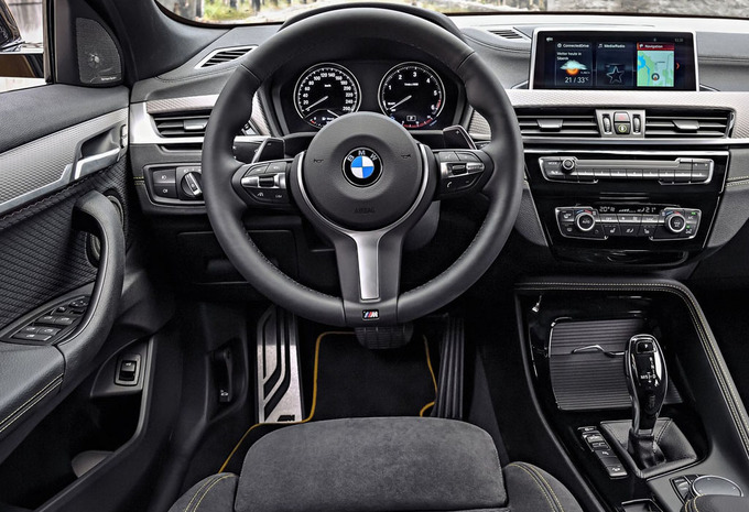 bmw x2 xdrive20d 140kw 2018 prix moniteur automobile. Black Bedroom Furniture Sets. Home Design Ideas